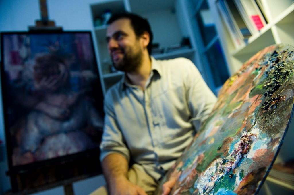 Alejandro DeCinti - Porträt