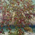 3.-Reznichenko-Alexander-(-1968-)---Krim----2002----100-x-110-cm--39-x-43-inch--Oil-on-Canvas_IGP2950