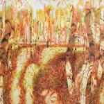 42.-Reznichenko-Alexander-(-1968-)---Birch-Forest------1998-----25-x-37-cm----11,8-x-14,5-inch----Watercolour-version-2