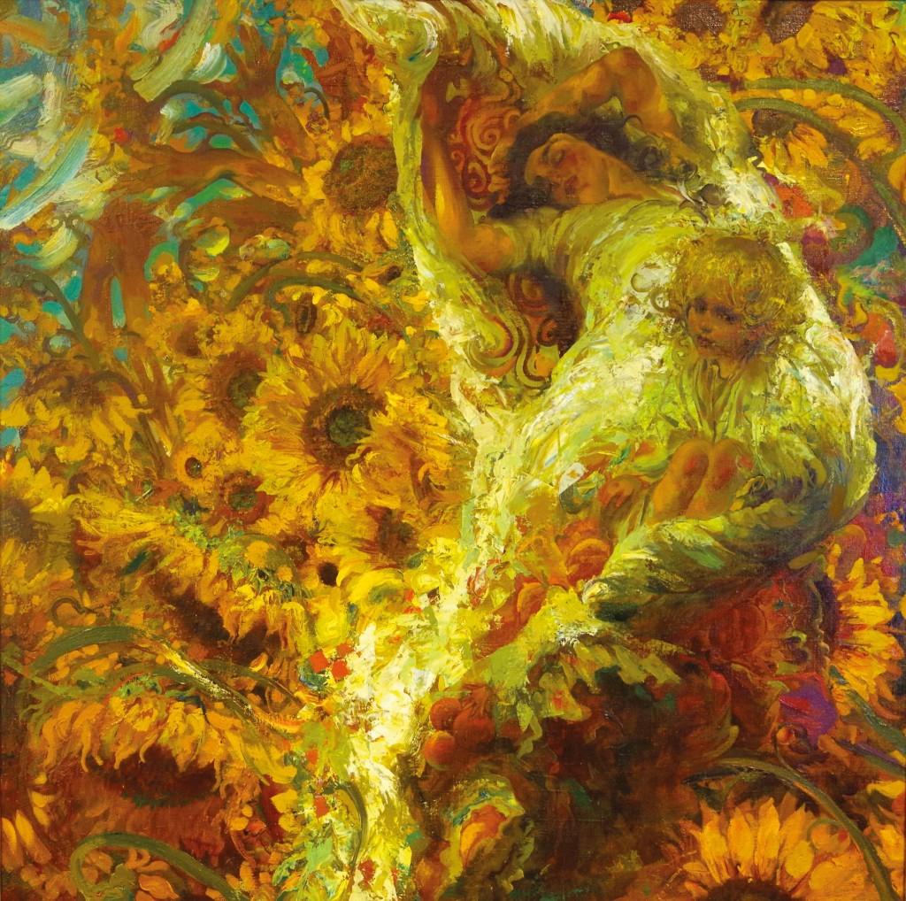 7.-Reznichenko-Aleksandr-(1968)---Traum---2002----100-x-100-cm----Öl-auf-Lwd_bearbeitet