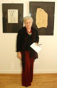 Milena Kunz-Bijno Porträt