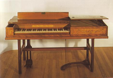Die Geschichte des Klaviers | Musikstudio und Galerie