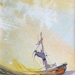 Kotzebue-Aquarell-Hurrycane-USA-20x30-2010